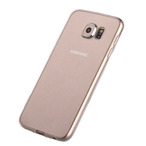 Naked-Smoky-Black-for-Samsung-Galaxy-S6-Material-0.5mm-TPU