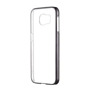 Glimmer-Gun-Black-for-Samsung-Galaxy-S6-Material-0.8mm-PC