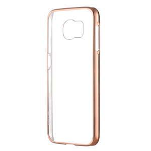 Glimmer-Champagne-Gold-for-Galaxy-S6-Material-0.8mm-PC
