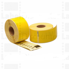 Yellow 89mmX36mm 260psc for DYMO Labelwriter 400 #S0722400