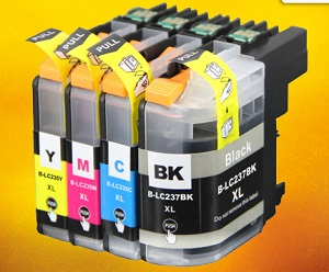 16ML compatibile con Brother MFC-J5920DW-1.2K#LC-22EM