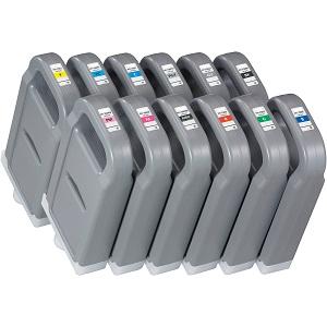 Black compatibl Canon iPF8300/iPF8400/iPF9400-700ML#6681B001