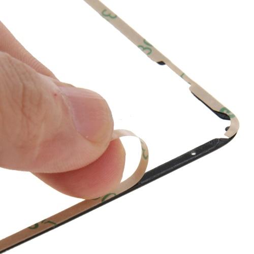 Frame per iPad 2 con Adesivo Nero