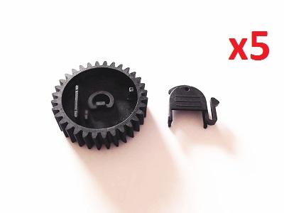 5xLower Roller Gear 32T M630,M604,M606,M601,603#RU7-0296-000