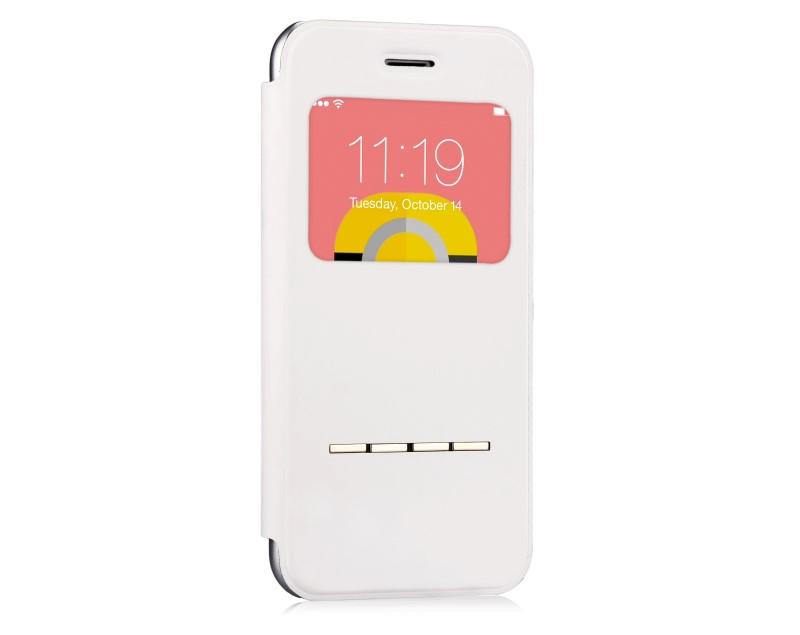 CUSTODIA A LIBRO ACTIVE CON SLIDER TOUCH IPHONE 6S/6 BIANCA
