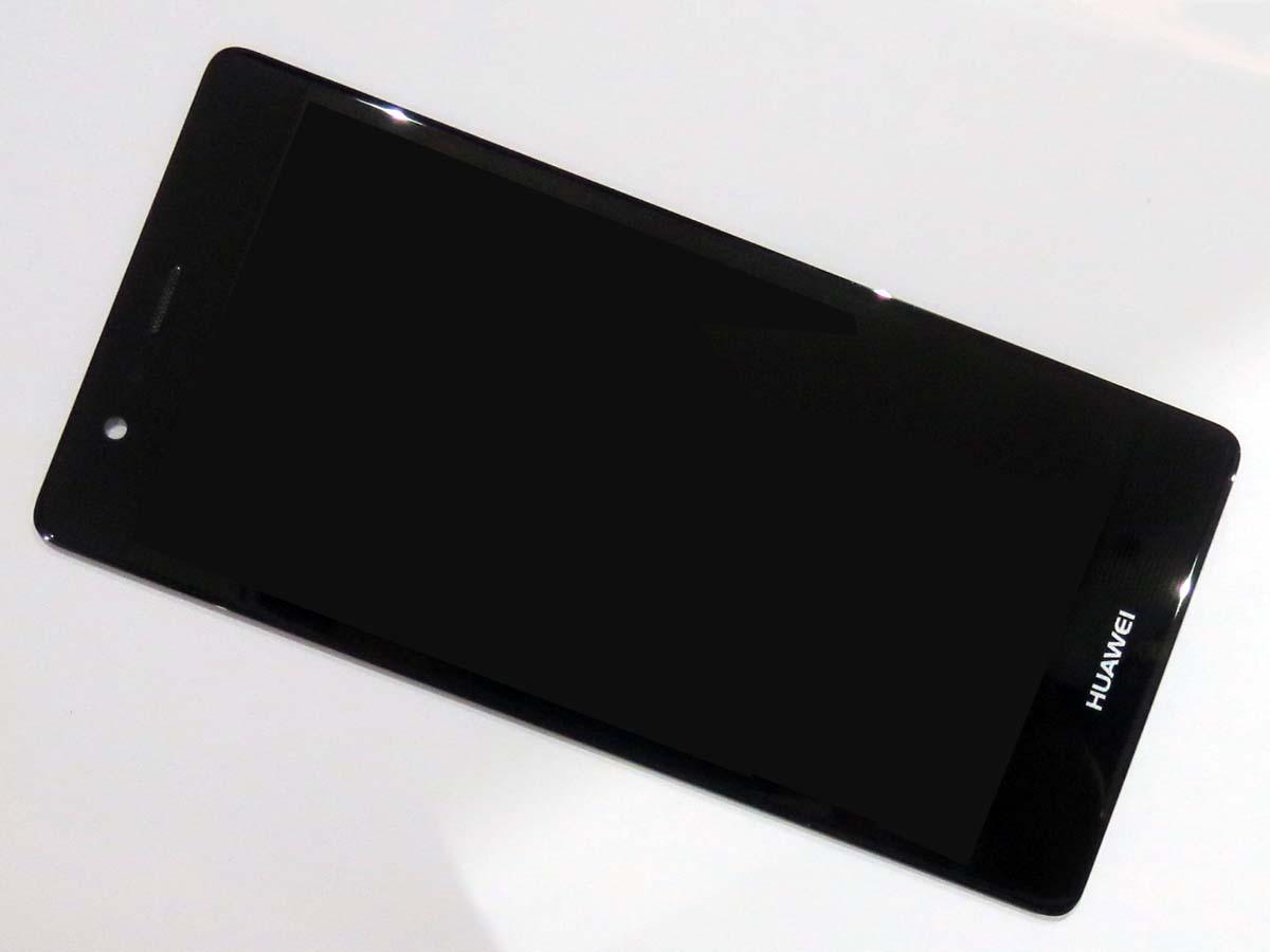 LCD con Touch Originale per Huawei P9 Nero