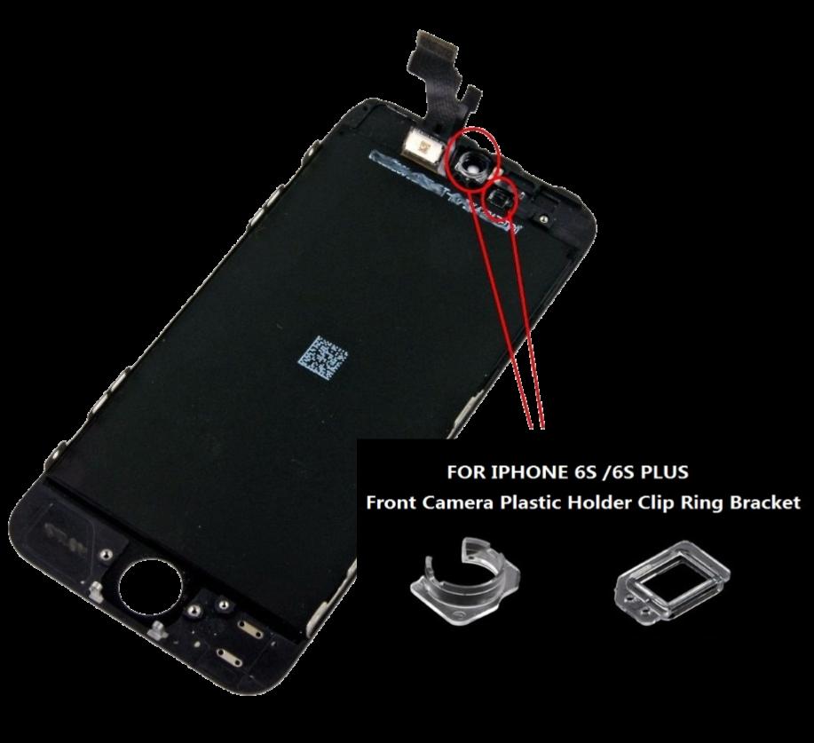 Supporti-Telecamera-e-Sensore-Prox-per-Iphone-6S-&-6S-Plus