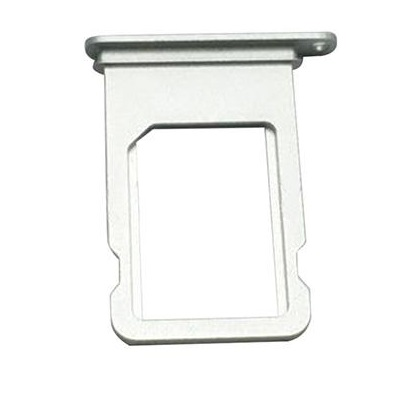 Supporto Sim Slot per iPhone 7 Silver