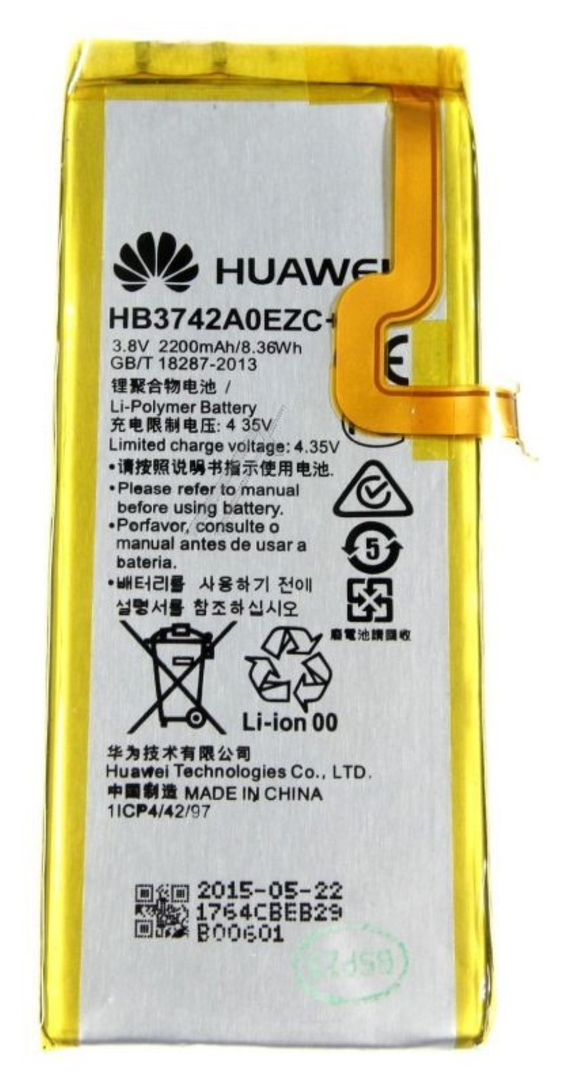 Batteria-Originale-3,8V-2200MAH-per-Huawei-P8-LITE-HB3742A0E
