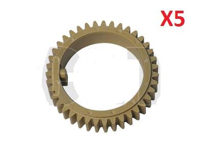 5xUpper Roller Gear 39T DP1520,DP1820,1510,2010#DZLF000199