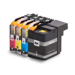 50ML Black Compa Brother MFC-J985DW/DCP-J785DW-2.4K