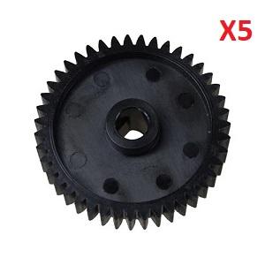 5xLower Roller Gear 43T Lexmark MX MS 710,810,811 812
