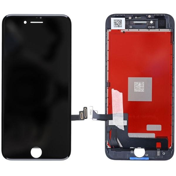 LCD Originale LG o Toshiba AAA+ Per Apple iPhone 8 Nero