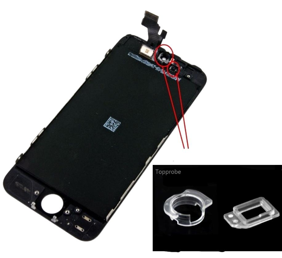 Supporti-Telecamera-e-Sensore-Prox-per-Iphone-7-&-7-Plus