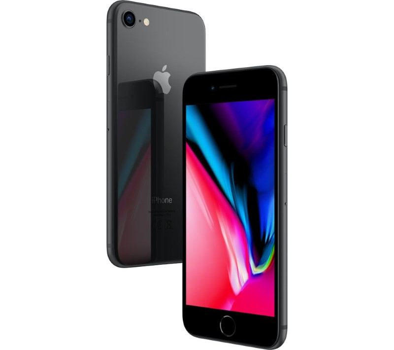 iPhone 8 64Gb Usato G.A Garanzia 1 anno Nero