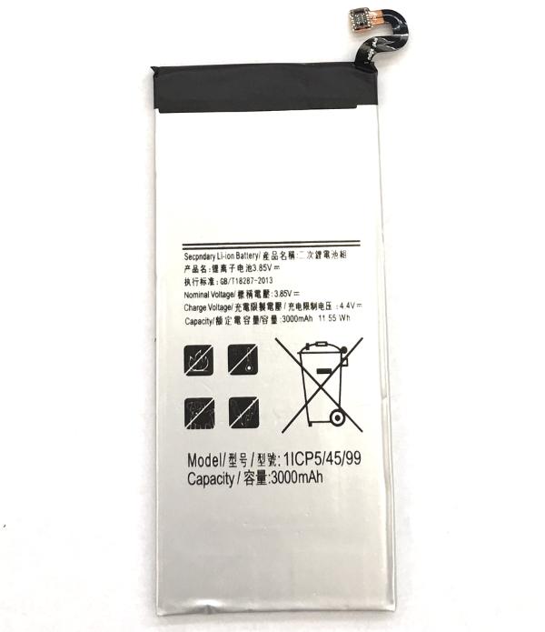 Batteria Compatibile Samsung S6 Edge Plus EB-BG928ABE
