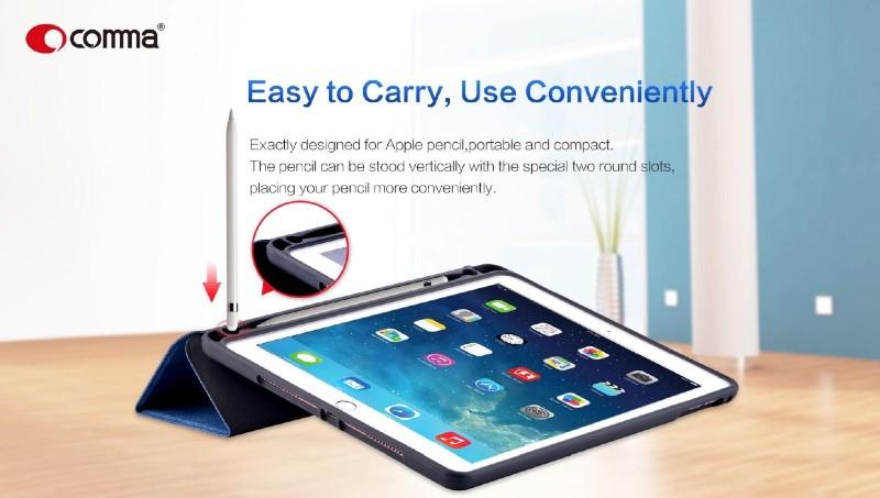 Cover per iPad Apple iPad 9.7 & iPad 9.7 2018 Rossa