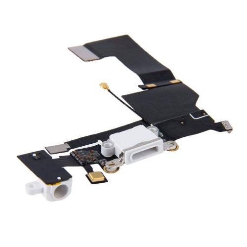 Dock Carica e dati per iPhone SE Bianco Originale Foxconn