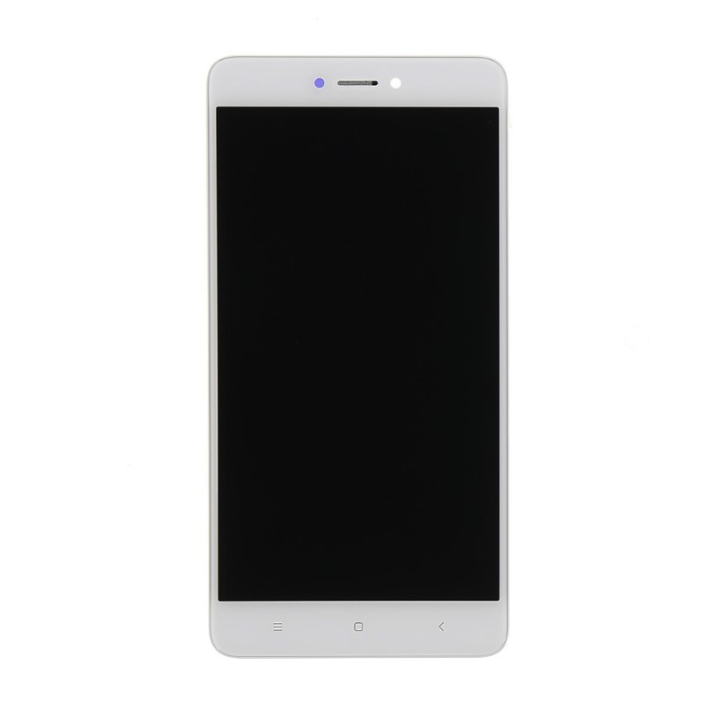 Lcd con Frame per Xiaomi Redmi Note 4 Global Bianco