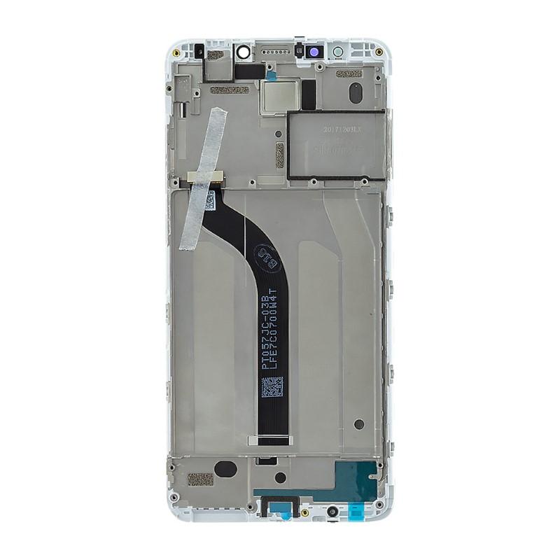 Lcd con Frame per Xiaomi Redmi 5 Bianco