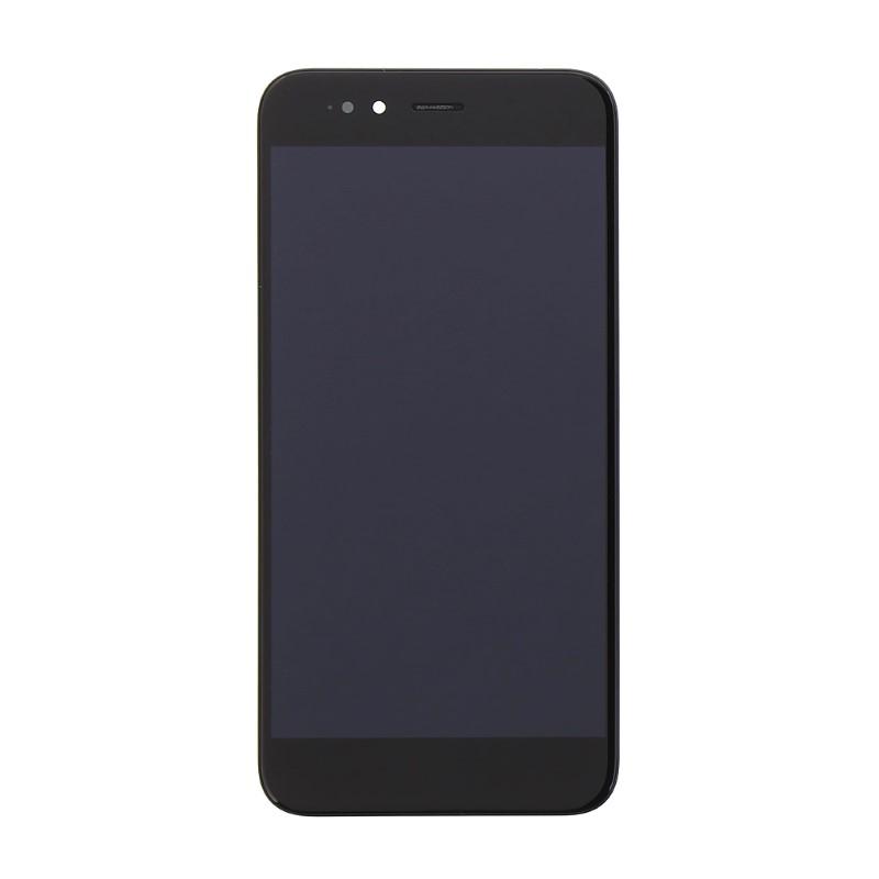 Lcd con Frame per Xiaomi mi A1 Nero