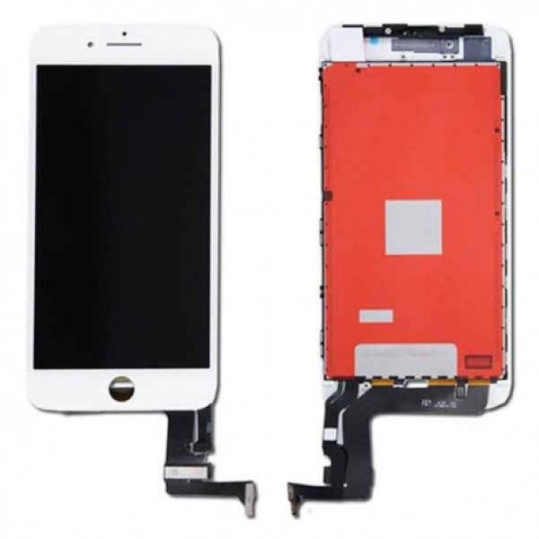 LCD Originale LG o Toshiba AAA+ Apple iPhone 8 Plus Bianco