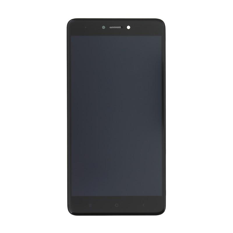Lcd con Frame per Xiaomi Redmi Note 4 Global Nero