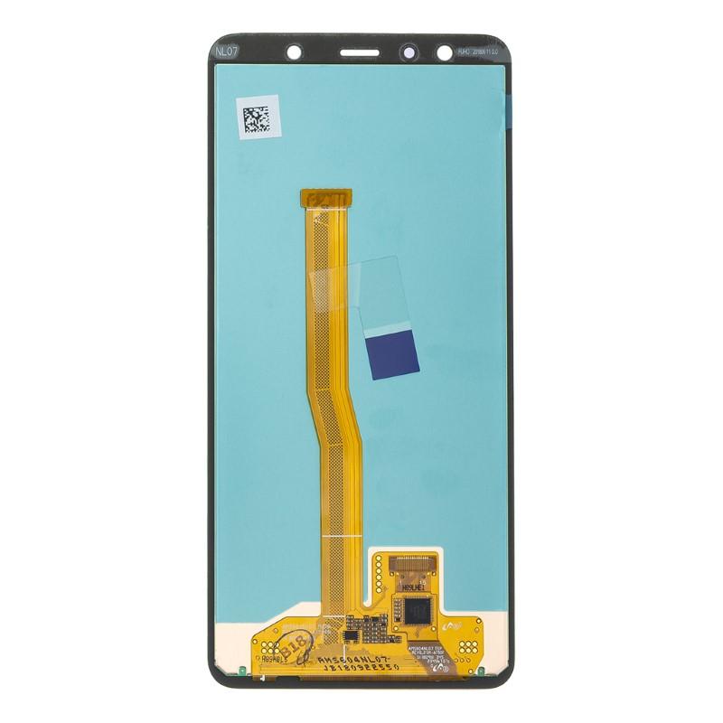 LCD GH96-12078A Samsung A750 Galaxy A7 2018 Nero