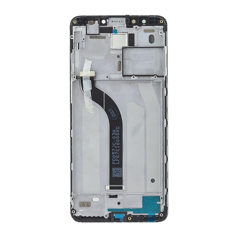 Lcd con Frame per Xiaomi Redmi 5 Nero
