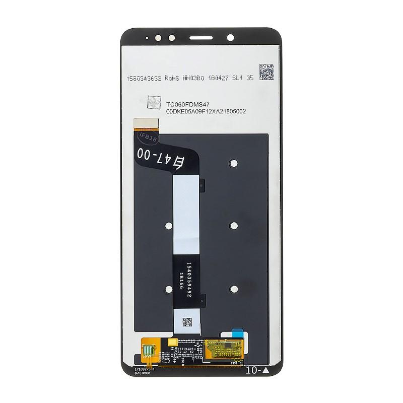 LCD + Touch per Xiaomi Redmi Note 5 Nero