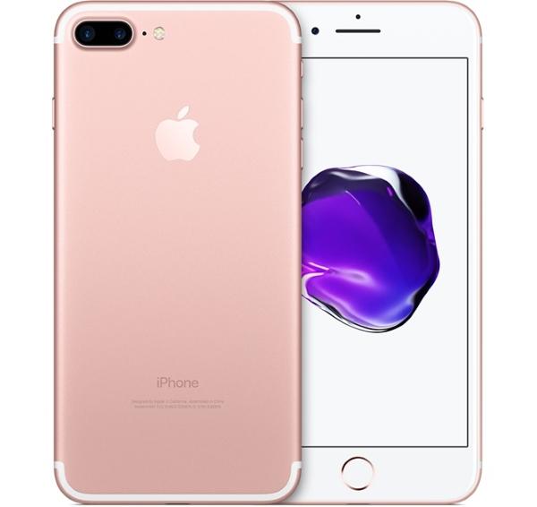 iPhone 7 Plus 128Gb Usato G.A Garanzia 1 anno Rose Gold