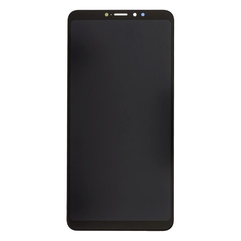LCD Display + Touch per Xiaomi Mi Max 3 Nero