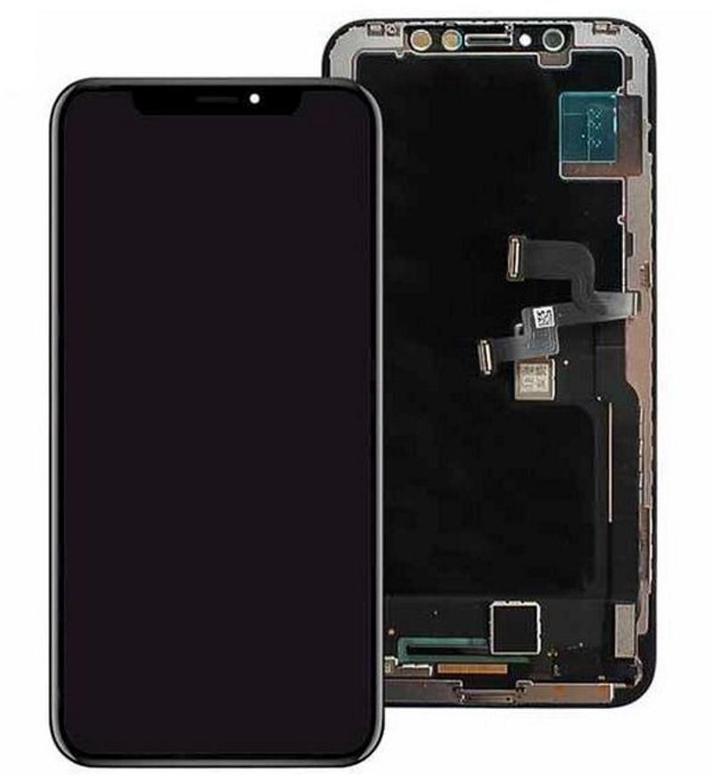 LCD + Touch + Vetro Originale LG Per iPhone Xs