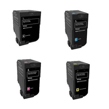 Black ComCS720de,dte,CS725de,dte/CX725de,dhe,dthe-7K#74C2SK0
