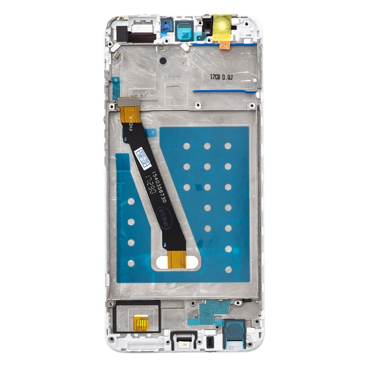 Huawei P Smart LCD + Frame Front Cover Bianco