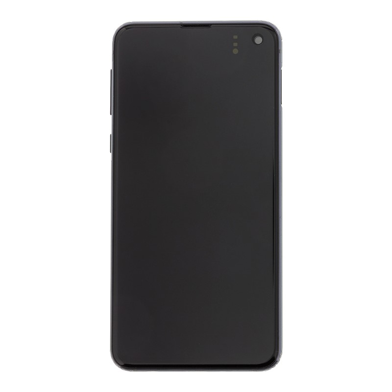 LCD Samsung G970 Galaxy S10e GH82-18852A Nero Service Pack