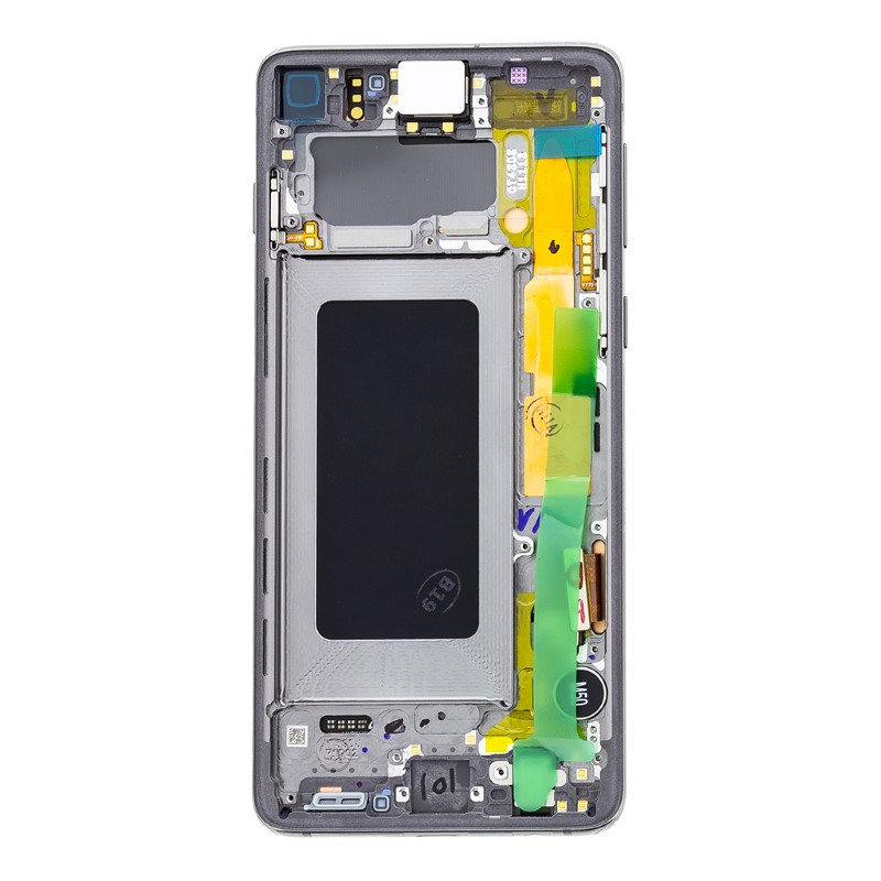 LCD display Touch Samsung G973 Galaxy S10 GH82-18850E Verde