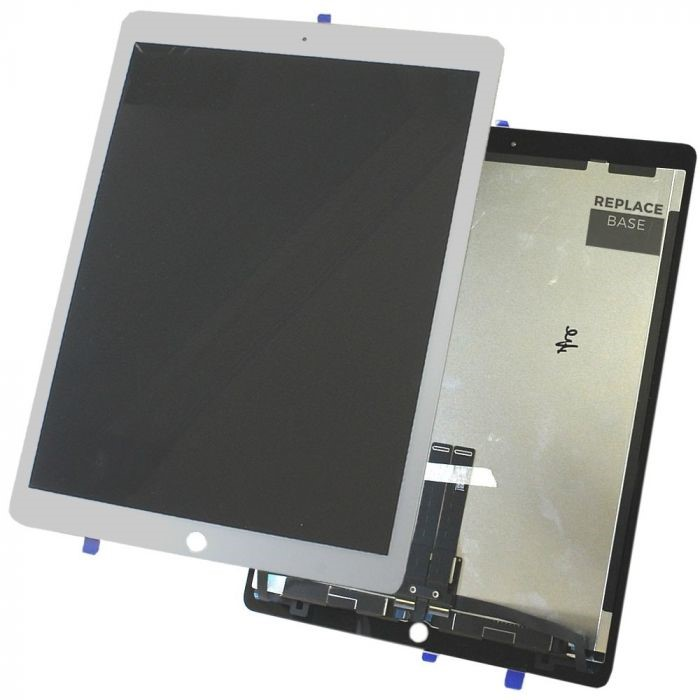 Lcd Touch screen iPad Pro 12.9 2Gen Con parti saldate Bianco