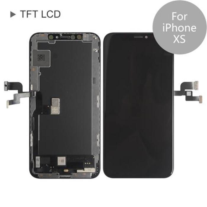 LCD TFT Originale LG Rigenerato Per iPhone XS Alta Qualità