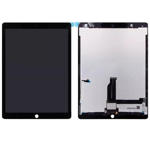 Lcd Touch screen iPad Pro 12.9 2015 Con parti saldate Nero