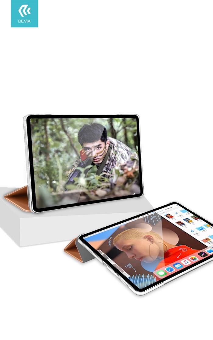 Cover protezione Light Grace per iPad Pro 12.9 2018 Nera