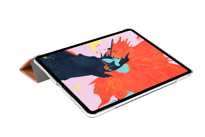 Cover Light Grace per iPad Pro 12.9 2017 & 2016 Nera