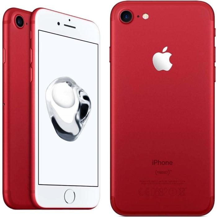 iPhone 7 256Gb Usato G.A Garanzia 1 anno Rosso