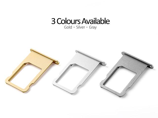 Basetta porta Sim Card per iPhone 6S Nero