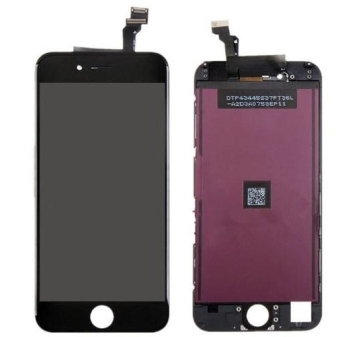 Lcd AA+ OEM Assemblato Alta Luminosita IPhone 6 Plus Nero