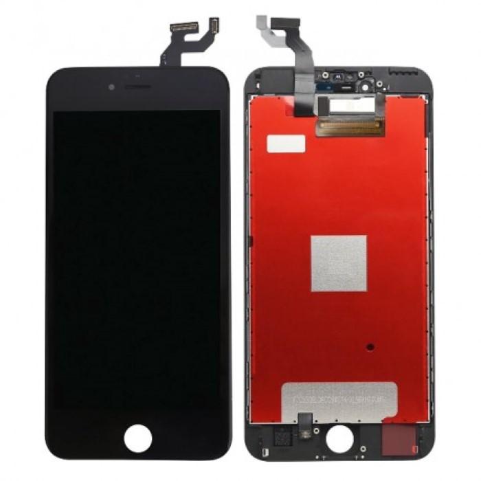 Lcd AA+ OEM Assemblato Alta Luminosita IPhone 6S Plus Nero