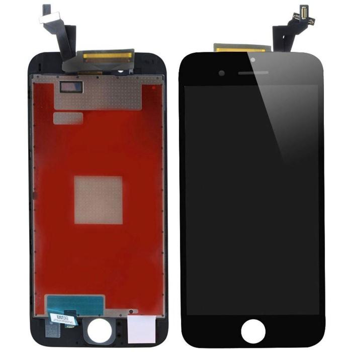 Lcd AA+ OEM Assemblato Alta Luminosita IPhone 6S Nero