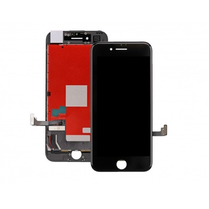 Lcd AA+ OEM Assemblato Alta Luminosita IPhone 7 Nero