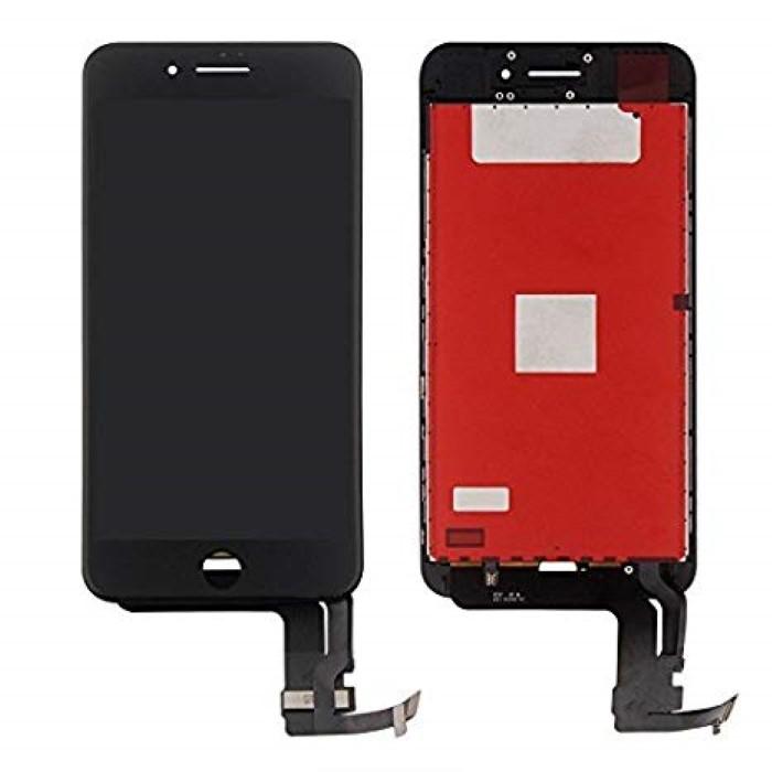 Lcd AA+ OEM Assemblato Alta Luminosita IPhone 7 Plus Nero