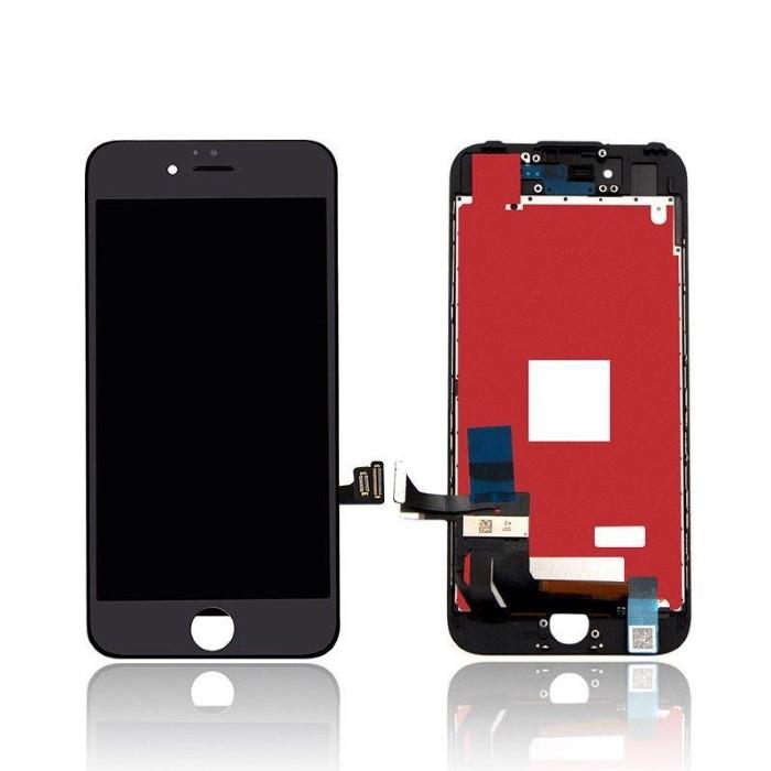 Lcd AA+ OEM Assemblato Alta Luminosita IPhone 8 Nero